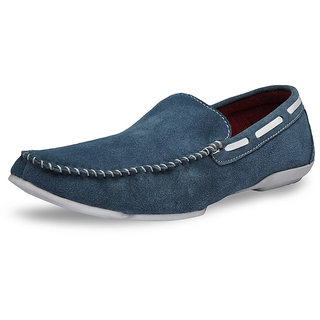 Sharon Men S-1901 Blue Shoes