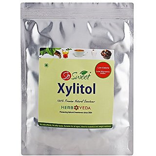 So Sweet 250gm Xylitol 100% Natural Sweetener- Sugarfree
