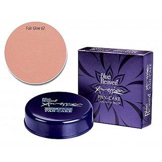 Blue heaven Xpression Pan Cake Face Powder( pack of 4 pcs.)