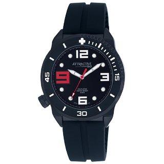 Q&Q Analog DF02J515y Men's Watch