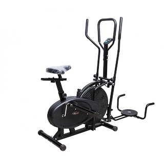 Lifeline Orbitrack Bike Exercise Cycle Dual Handles Home Gym available at ShopClues for Rs.6827