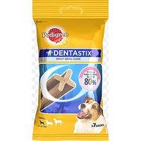 Pedigree Dentastix ( Small Breed - Dog Oral Care) ,110 Gm (Weekly Pack)