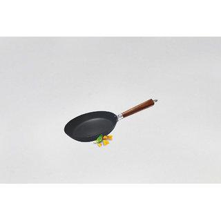Alda Lotus Rock Carbon Steel Fry Pan 24cm