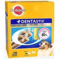 Pedigree Dentastix ( Medium Breed - Dog Oral Care), 720 Gm (Weekly Pack)
