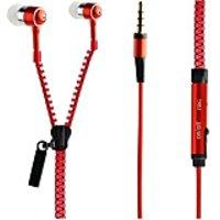 Zipper headphone for all mobiles