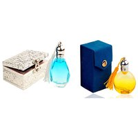 Combo Of Oudh Attar Of 10 Ml  Aseel Attar Of 10 Ml (Buy 1 Get 1 Free)