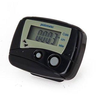 Futaba Pocket LCD Pedometer Calorie Distance Counter