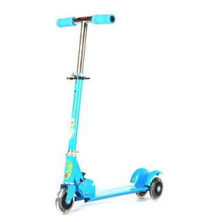 BAZAARRCK 3 Wheels Kids Scooter Foldable available at ShopClues for Rs.499