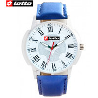 Lotto Blue Analog Wrist Watch For Mens