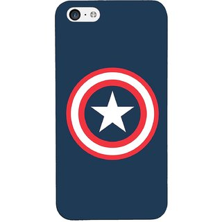 G.store Printed Back Covers for Apple iPhone 5S Multi