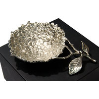 Sage Koncpt Flower Nut Bowl ( 1 Pc )