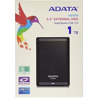 Adata USB 3.0 1 TB Wired HDD External Hard Drive