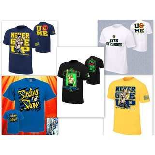 John Cena T-shirt Combo