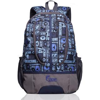 F Gear Dropsy P11 21 Liters Casual Backpack (Sky Blue)