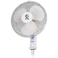 Crompton Greaves WMHiflo Wave 400 mm WALL MOUNTING FAN White