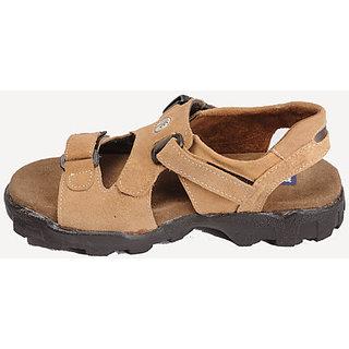 Canopus Men Light Brown Fancy Shoes