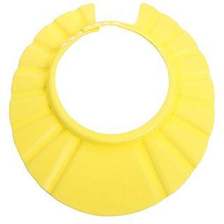 Ruby Baby Bath Shower Cap - Yellow