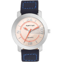 Arzent Fiarti Iconic Series Stylish Analog Orange Dial Watch For Mens AF1009