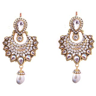 Beautiful, Traditional Chand Bali Earing By Nirmal Fashion