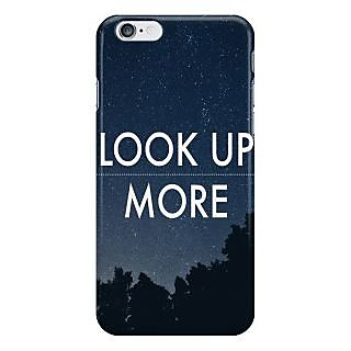 Dreambolic Look Up More I Phone 6 Plus Mobile Cover