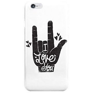 Dreambolic Loving Hand I Phone 6 Plus Mobile Cover