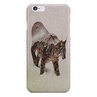 Dreambolic Lynx I Phone 6 Plus Mobile Cover