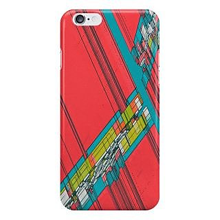 Dreambolic Madison Square Garden I Phone 6 Plus Mobile Cover