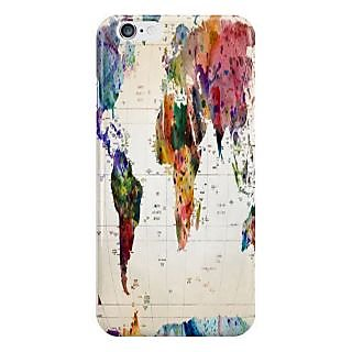 Dreambolic Map I Phone 6 Plus Mobile Cover
