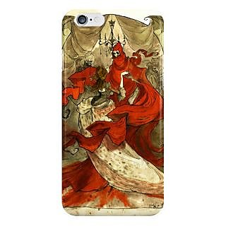 Dreambolic Masque Of The Red Death I Phone 6 Plus Mobile Cover