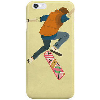 Dreambolic Mcfly I Phone 6 Plus Mobile Cover