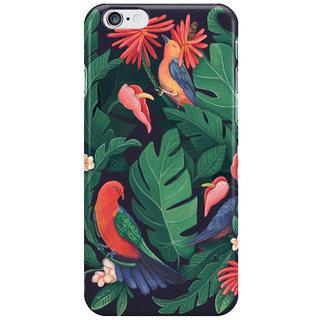 Dreambolic Midnight Bird Jungle I Phone 6 Plus Mobile Cover