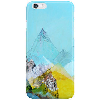 Dreambolic Mile High I Phone 6 Plus Mobile Cover
