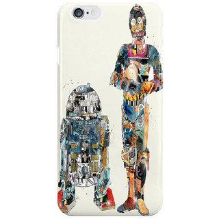Dreambolic Modern Wars I Phone 6 Plus Mobile Cover