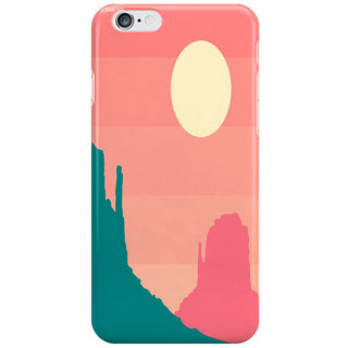 Dreambolic Monument Valley I Phone 6 Plus Mobile Cover
