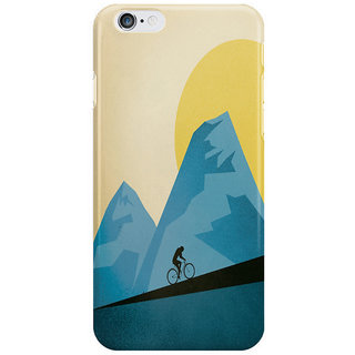 Dreambolic Mountain Trails I Phone 6 Plus Mobile Cover
