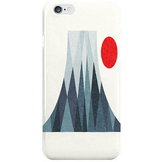 Dreambolic Mount Fuji I Phone 6 Plus Mobile Cover