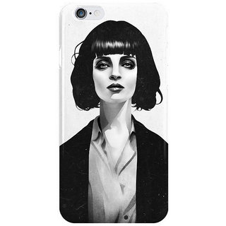 Dreambolic Mrs Mia Wallace I Phone 6 Plus Mobile Cover