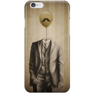 Dreambolic Mr Whiskers I Phone 6 Plus Mobile Cover