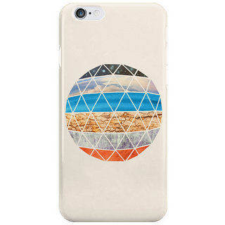 Dreambolic Natural Geodesic I Phone 6 Plus Mobile Cover