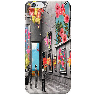 Dreambolic Natural History Museum I Phone 6 Plus Mobile Cover