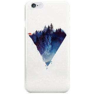 Dreambolic Near To The Edge I Phone 6 Plus Mobile Cover