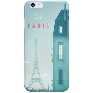 Dreambolic Paris I Phone 6 Plus Mobile Cover