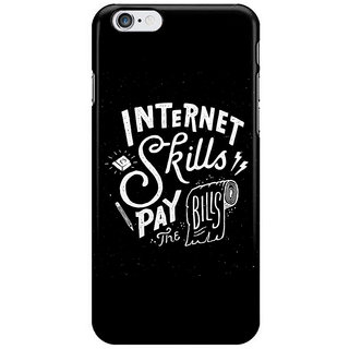 Dreambolic Pay The Bills I Phone 6 Plus Mobile Cover
