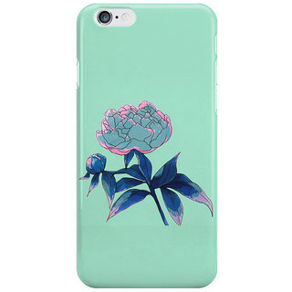 Dreambolic Peony I Phone 6 Plus Mobile Cover