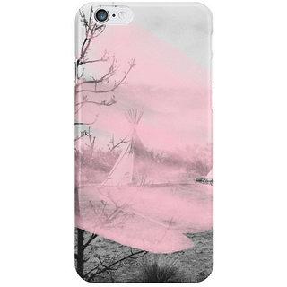 Dreambolic Pink Texas Marfa I Phone 6 Plus Mobile Cover