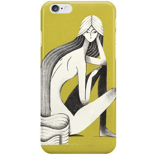 Dreambolic Pin Up I Phone 6 Plus Mobile Cover