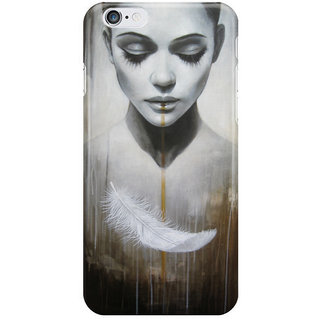Dreambolic Plume I Phone 6 Plus Mobile Cover