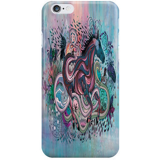 Dreambolic Poetry In Motion I Phone 6 Plus Mobile Cover