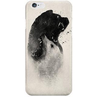 Dreambolic Polar Opposites I Phone 6 Plus Mobile Cover