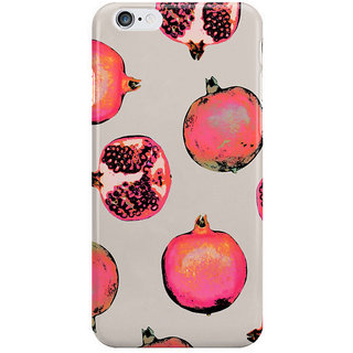 Dreambolic Pomegranate Pattern I Phone 6 Plus Mobile Cover